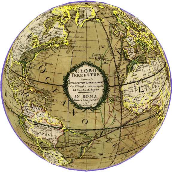 Earth, 1790